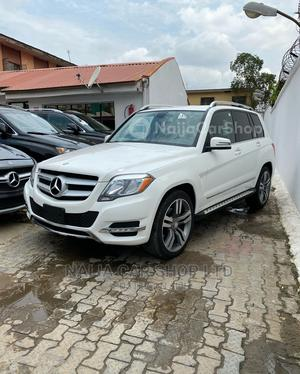 Mercedes-Benz GLK-Class 2013 350 4MATIC White | Cars for sale in Lagos State, Ikeja