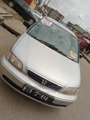 Honda Shuttle 2000 2.3 Silver | Cars for sale in Lagos State, Agege