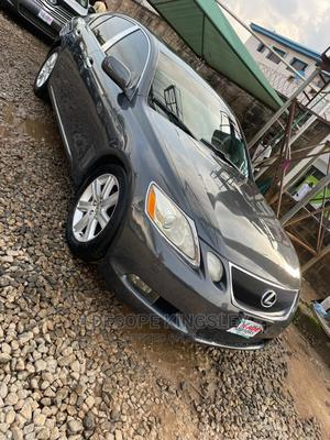 Lexus GS 2008 350 Black | Cars for sale in Ondo State, Akure