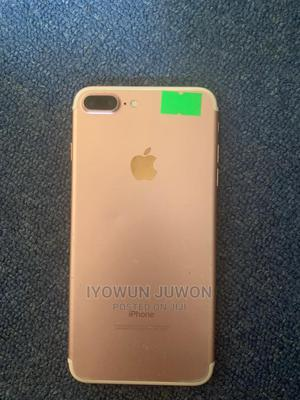 Apple iPhone 7 Plus 32 GB Gold   Mobile Phones for sale in Lagos State, Agege