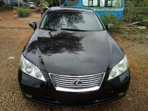 Lexus ES 2005 330 Black | Cars for sale in Abuja (FCT) State, Central Business District