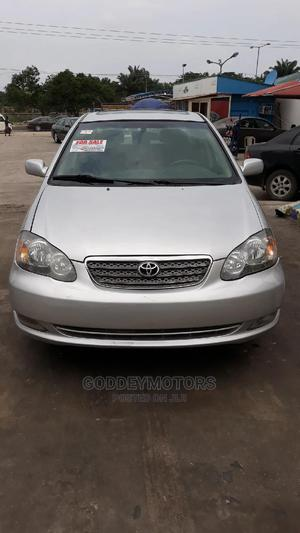Toyota Corolla 2007 S Silver | Cars for sale in Lagos State, Ajah