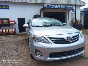 Toyota Corolla 2012 Silver | Cars for sale in Delta State, Aniocha South