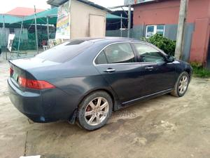 Acura TSX 2004 Automatic Gray | Cars for sale in Lagos State, Ajah