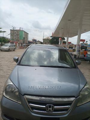 Honda Odyssey 2007 LX Gray | Cars for sale in Lagos State, Ikotun/Igando