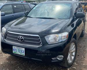 Toyota Highlander 2009 Black   Cars for sale in Lagos State, Ogba