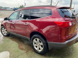 Chevrolet Traverse 2010 Red | Cars for sale in Lagos State, Ajah