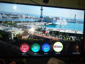 50 Inches Panasonic Smart TV | TV & DVD Equipment for sale in Lagos State, Ojo