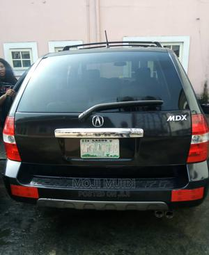 Acura MDX 2004 Sport Utility Black   Cars for sale in Rivers State, Port-Harcourt