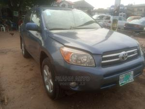 Toyota RAV4 2007 Limited V6 Blue   Cars for sale in Lagos State, Ikotun/Igando