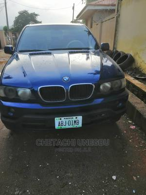 BMW X5 2006 Blue | Cars for sale in Abuja (FCT) State, Asokoro
