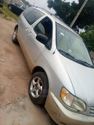 Toyota Sienna 2001 LE Silver | Cars for sale in Ekiti State, Ado Ekiti