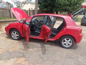 Toyota Corolla 2003 Red | Cars for sale in Plateau State, Jos