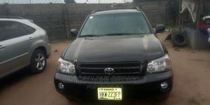 Toyota Highlander 2005 V6 Black | Cars for sale in Imo State, Owerri