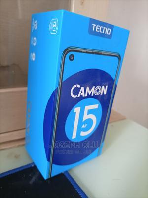 Tecno Camon 15 Air 64 GB Black | Mobile Phones for sale in Lagos State, Ajah