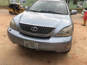 Lexus RX 2003 330 4WD Blue   Cars for sale in Edo State, Benin City