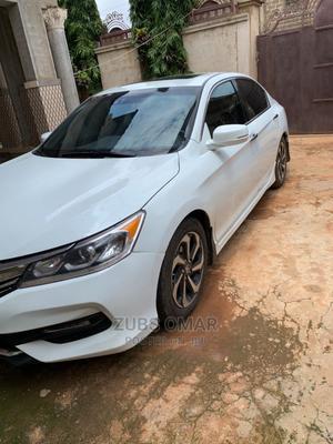 Honda Accord 2017 White   Cars for sale in Kaduna State, Kaduna / Kaduna State