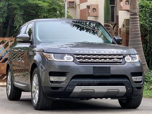 Land Rover Range Rover Sport 2014 HSE 4x4 (3.0L 6cyl 8A) Gray | Cars for sale in Abuja (FCT) State, Central Business Dis