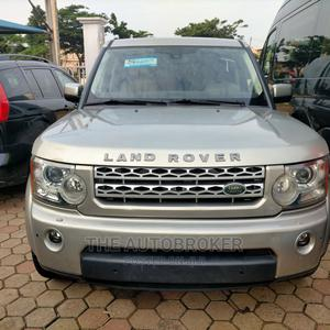 Land Rover LR4 2012 V8 Green   Cars for sale in Lagos State, Ikeja