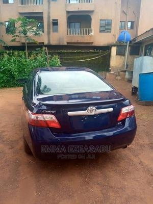 Toyota Camry 2008 2.4 XLE Blue | Cars for sale in Lagos State, Isolo