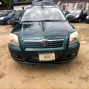 Toyota Avensis 2008 2.2 D-4d Exclusive Green | Cars for sale in Lagos State, Ikeja