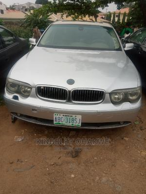 BMW X3 2003 2.5i Automatic Silver | Cars for sale in Abuja (FCT) State, Karu