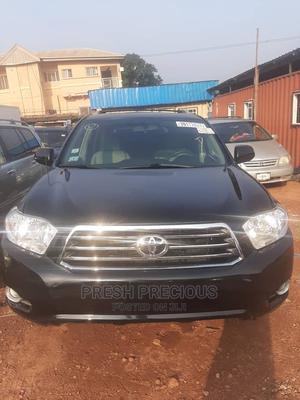 Toyota Highlander 2010 Black | Cars for sale in Enugu State, Enugu