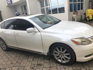 Lexus GS 2006 300 Automatic White | Cars for sale in Abuja (FCT) State, Kubwa