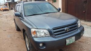 Toyota Highlander 2005 Limited V6 Blue | Cars for sale in Lagos State, Alimosho