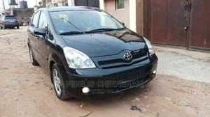 Toyota Corolla 2006 Verso 1.8 Luna Automatic Black | Cars for sale in Lagos State, Alimosho