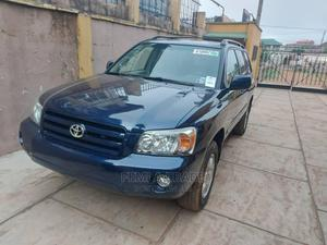 Toyota Highlander 2007 Blue | Cars for sale in Oyo State, Ibadan