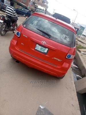 Toyota Matrix 2006 Red   Cars for sale in Oyo State, Ibadan