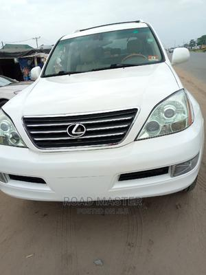 Lexus GX 2004 470 White | Cars for sale in Lagos State, Ojo