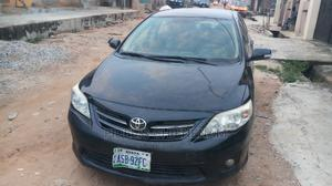 Toyota Corolla 2013 Black | Cars for sale in Lagos State, Alimosho