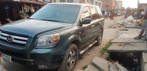 Honda Pilot 2007 Green | Cars for sale in Lagos State, Surulere