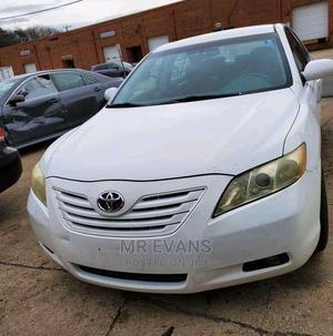 Toyota Camry 2006 2.4 GLi Automatic White | Cars for sale in Ogun State, Ogun Waterside