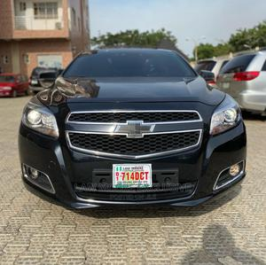 Chevrolet Malibu 2013 Black | Cars for sale in Abuja (FCT) State, Gwarinpa