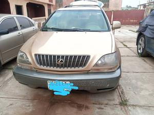 Lexus RX 2001 Gold   Cars for sale in Oyo State, Ibadan