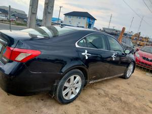 Lexus ES 2008 350 Black | Cars for sale in Delta State, Warri