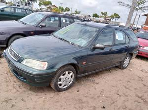 Honda Civic 1999 Green | Cars for sale in Lagos State, Alimosho