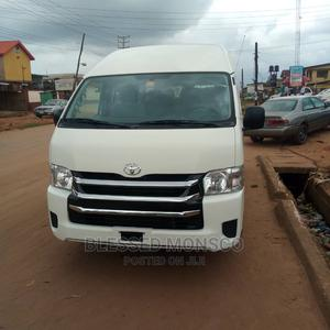 Toyota Hiace Bus, 2016, Clean as Brand New | Buses & Microbuses for sale in Edo State, Benin City