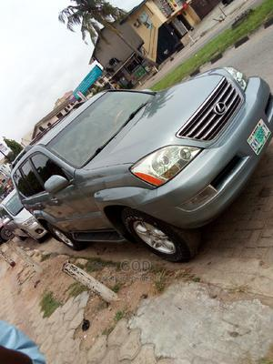 Lexus GX 2008 470 Gray | Cars for sale in Lagos State, Ikeja