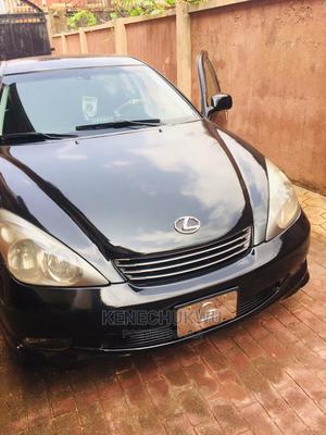 Lexus ES 2004 330 Sedan Black   Cars for sale in Enugu State, Enugu