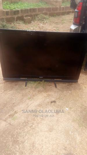 Uk Used Sony Bravia Lcd 55 Inch Tv | TV & DVD Equipment for sale in Oyo State, Ibadan