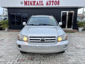 Toyota Highlander 2006 Silver | Cars for sale in Lagos State, Lekki