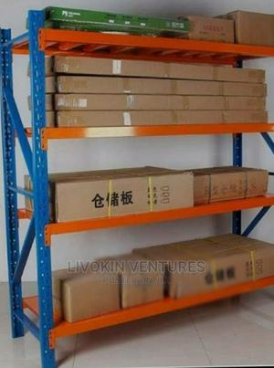 Warehouse Racks and Storage Shelf | Restaurant & Catering Equipment for sale in Lagos State, Ojo