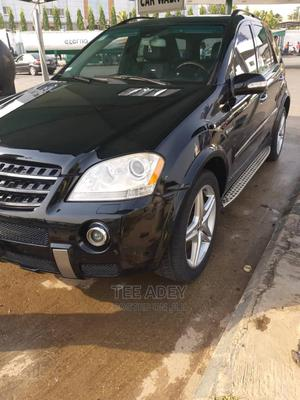 Mercedes-Benz M Class 2008 ML 63 AMG Black | Cars for sale in Abuja (FCT) State, Gwarinpa