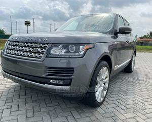 Land Rover Range Rover 2017 Gray | Cars for sale in Lagos State, Lekki