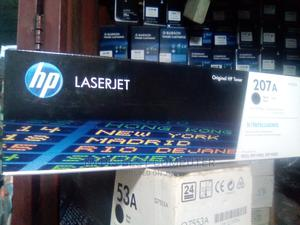 Genuine HP 207A Toner Cartridge | Accessories & Supplies for Electronics for sale in Lagos State, Apapa