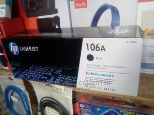Original HP 106A Toner | Accessories & Supplies for Electronics for sale in Lagos State, Apapa